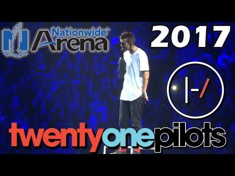 Twenty One Pilots   Nationwide Arena 2017   Vlog