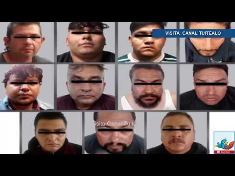 Caen 12 sujetos en Edomex por robar tres mdp en cerveza