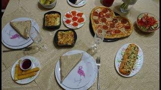 Праздничный стол /Что я готовила на 8 марта