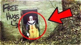 Youtube'a Yüklenmiş En Korkunç 14 Palyaço Videosu