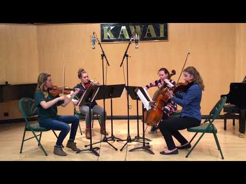 """SMC String Quartet Plays """"May the Fource Be With You"""""""