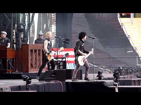 Green Day - 21st Century Breakdown (Live @ Wembley Stadium in London, England) [HD Fan Made]