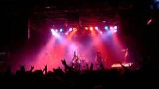 Norther - Midnight walker live