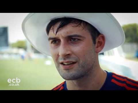 From the horse's mouth 1: Mark Wood UAE video diary