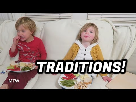 American Thanksgiving in London! - November 22, 2018 - MeetTheWengers Daily Vlog