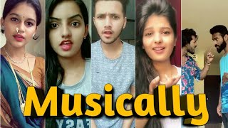 Best Marathi Musically Comedy  Marathi Comedy  Funny Musically tik tok video  New Musically