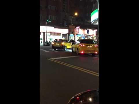 這就是台灣的計程車素質阿