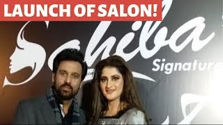 Sahiba's Signature Salon | Launch Of Sahiba's Salon | Lifestyle With Sahiba | Jan Rambo