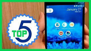 Top 5 Android apps of the week 1/27/17