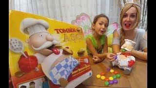 TOMBİK AŞÇI Obur aşçıda diyebiliriz.eğlenceli oyuncak, toys unboxing