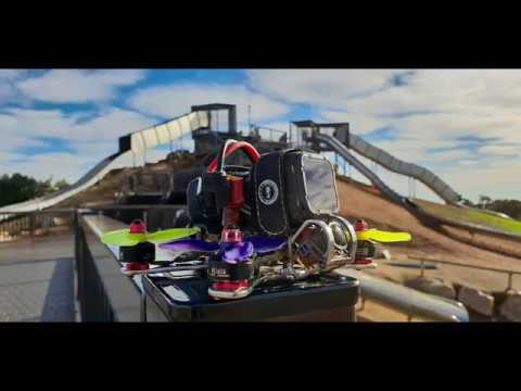 TITANIUM ARMATTAN GECKO 3IN - DIY FPV DRONE