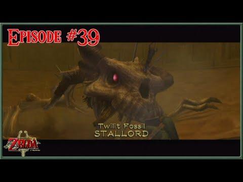 The Legend Of Zelda: Twilight Princess - Twilit Fossil Stallord - Episode 39