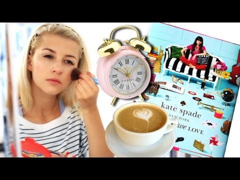 My Morning Routine :: Evelina Barry