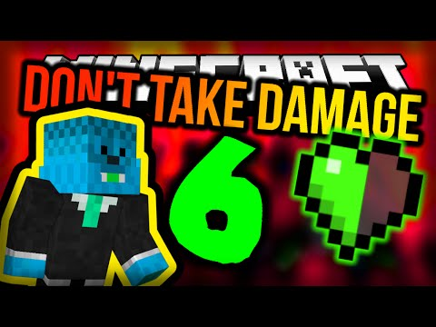 MINECRAFT: ZAŠTO TO RADIŠ MINECRAFTU DRAGI | Don't Take Damage 6