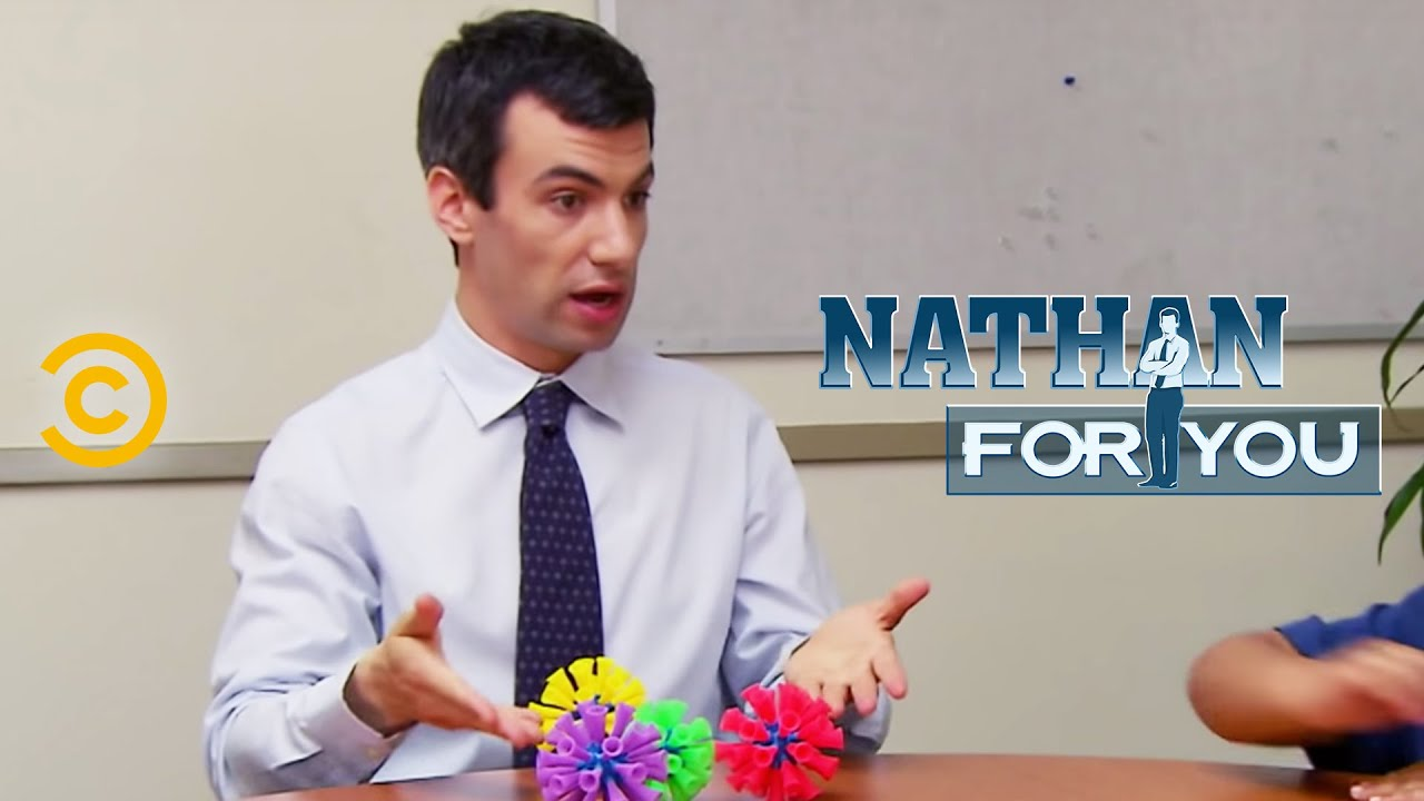 Download Nathan For You - Toy Company