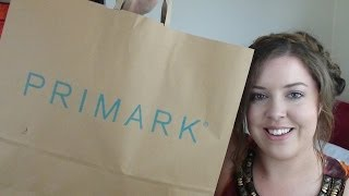 Primark Haul! Summer 2014 - Clothes and Accessories | SophieSpotlights Thumbnail