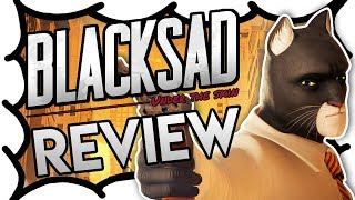 Blacksad: Under the Skin Review | MrWoodenSheep (Video Game Video Review)