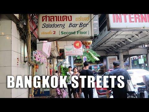 Exploring Bangkok Streets: Silom (Thailand Travel Vlog Ep.3)