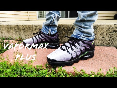 Air VaporMax Plus Neon On Feet Review