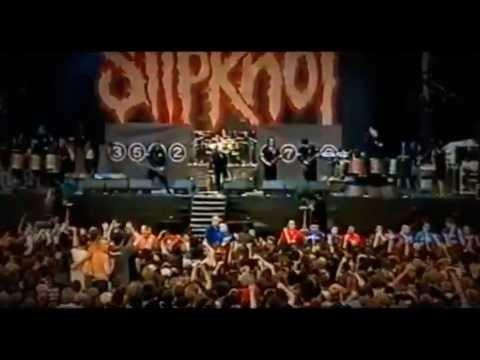 My Plague (Live at Reading Festival '02) - Slipknot