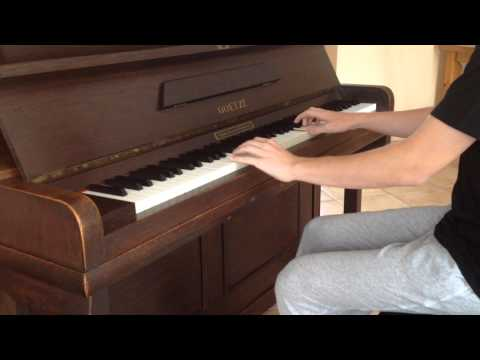 The Sun - Parov Stelar (feat. Graham Candy) (piano cover)