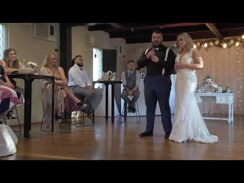 Madeline And Tom's Wedding Clips - 12MAR2020
