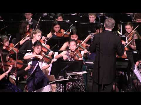 """Overture, from """"Poet and Peasant"""" - Corvallis Youth Symphony"""