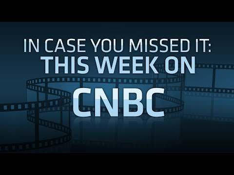 This Week on CNBC: Earnings, Market Sell-Off & Twitter's New Look