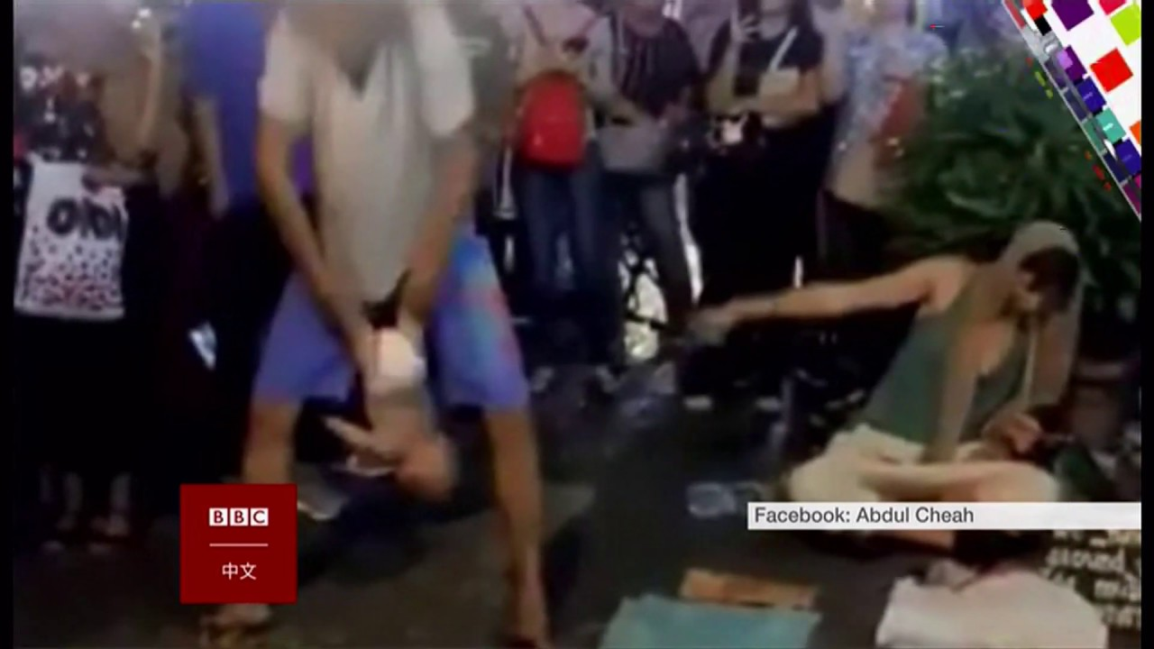Russian Couple Arrested For Swinging Baby Malaysia Bbc News 5th February 2019