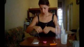 Como hacer un extintor casero