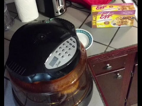how to cook waffles in the oven