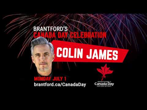 Brantford's 2019 Canada Day Celebration