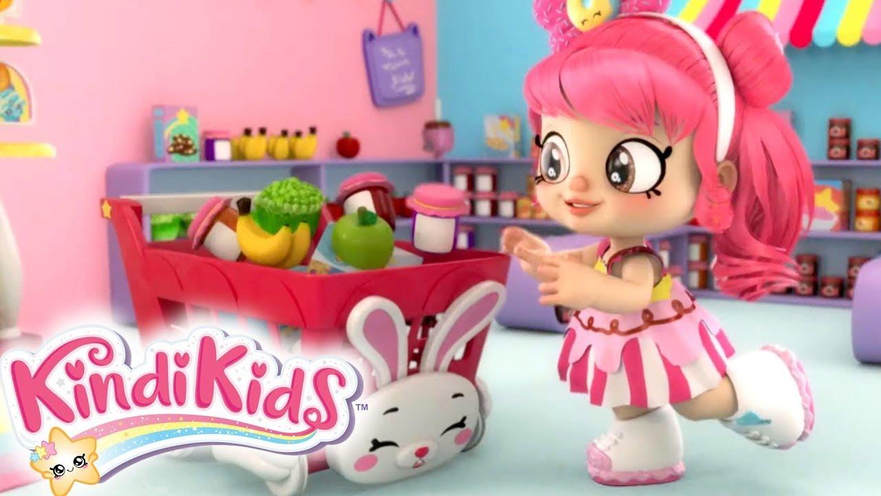 Кинди Кидс | Весёлый Пир - 2 серия | Веселый мультфильм для девочек | Kedoo мультики для детей