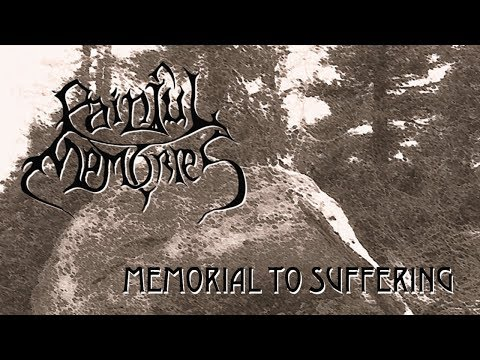 PAINFUL MEMORIES - Memorial To Suffering (2006) Full Album Official (Death Doom Metal)