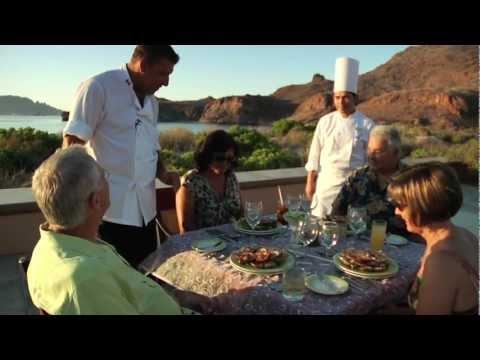 Chocolate Clams with Chef Roberto Cardazzo in Loreto, Baja California Sur, Mexico