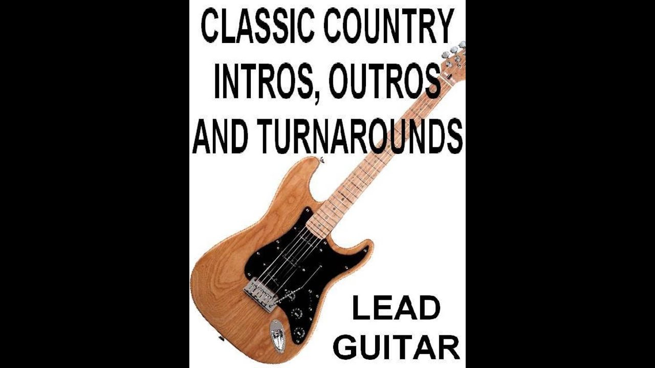 old country guitar licks