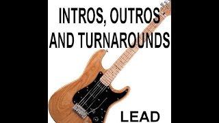 Baixar Classic Country Lead Guitar Intros, Outros & Turnarounds