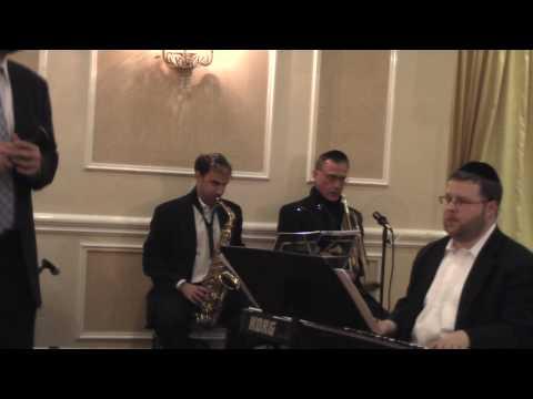 Yeedle Werdyger Performing at a Wedding
