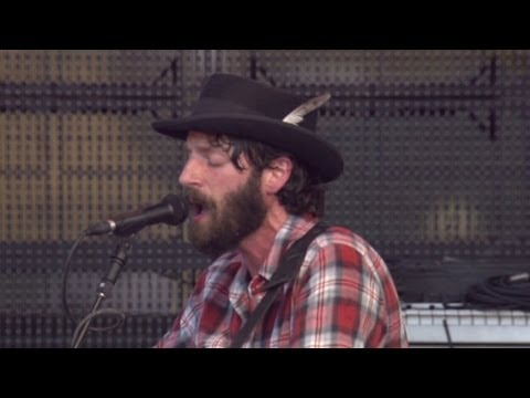 Ray LaMontagne making a 'special sound'