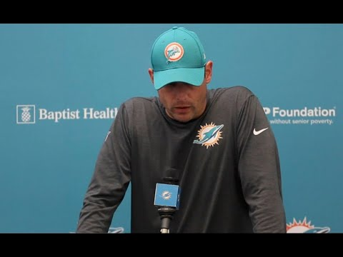 Dolphins coach Adam Gase on getting ready for the Colts