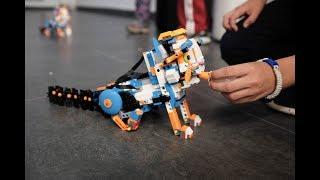 LEGO Boost — Кот Фрэнки (от 9 до 12 лет)
