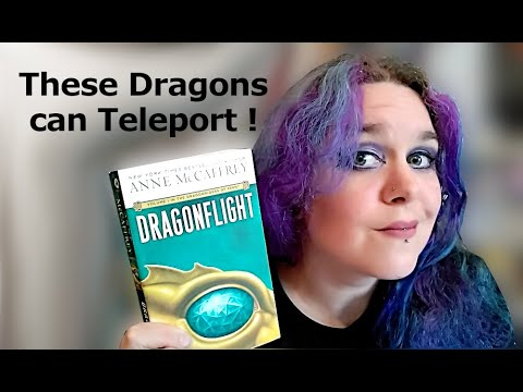 Weyr Search Part I of Dragonflight by Anne Mccaffrey Discussion from YouTube · Duration:  14 minutes 23 seconds