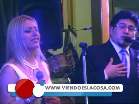 VIDEO: TROPICANA CALIENTE - Siento Que No Puedo Vivir Sin Ti - En Vivo - WWW.VIENDOESLACOSA.COM