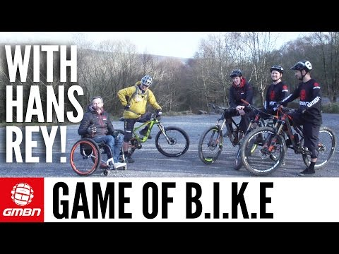 Game Of B.I.K.E With Hans Rey!
