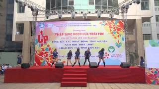 Up Dance Crew_NGÀY HỘI UP 2015 (Day)