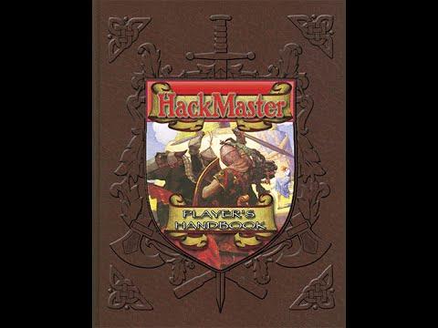 Hackmaster Player's Handbook Review
