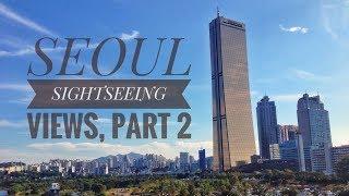 Что посмотреть в Сеуле, часть 2: здание 63, Лотте Тауэр, Гангнам, Хондэ и парк вдоль реки   Недовлог