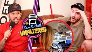 Our Psychotic Driver Freaked Out On Camera - UNFILTERED #33
