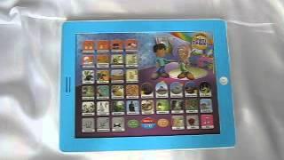 Электронный  детский планшет для обучения арабскому языку и намазу  halal-dunya.com