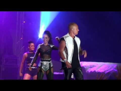 2 Unlimited - No Limit @ We Love The 90s (Tallinn, Estonia)